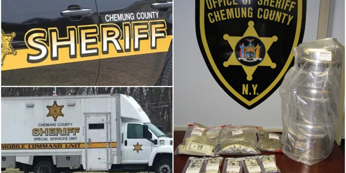 Sheriff's Office Busts Marijuana Operation In 15th District | Rodney